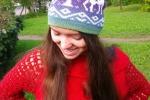 НОВИНКА!!! Снежные лоси с короной оберегового орнамента